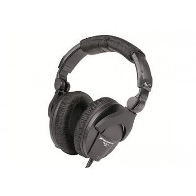 """The HD 280 PRO are  closed-back, circumaural headphones designed for professional monitoring  applications. Although suitable for a very wide range of applications,  the exceptional 32 dB attenuation of external noise makes the HD 280 PRO  particularly useful for use in a high-noise environment. Features -sided coiled cable-saving design with collapsible, rotating ear-pieces   Delivery Includes -1 pair of HD 280 PRO headphones-1 screw-type adaptor to 1/4"""""""