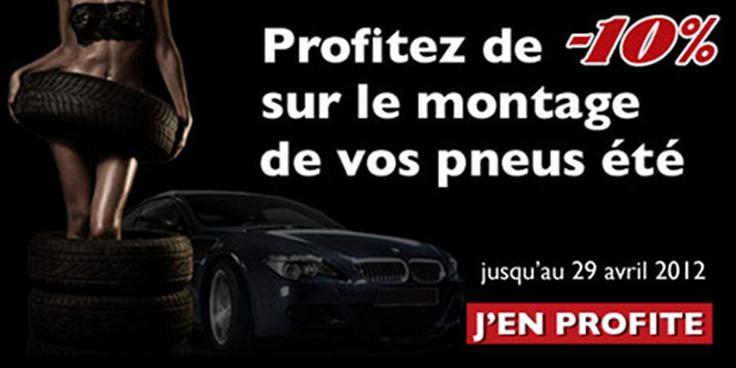 -10% sur le montage jusqu'au 29 Avril 2012  pneus pas cher  pneu moins cher  rendez vous en ligne  popgom.fr