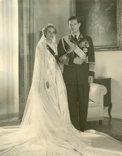 King and Queen of Romania