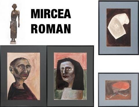 one of my favorite artists in romania - Sculptorul Mircea Roman In premiera la Galateca | NeoArt Romania