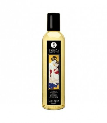 Erotic Massage Oil - Shunga. This non-greasy oil will make those sensual massage evenings with your partner even more erotic. R325.00