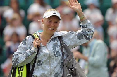 Caroline Wozniacki (DEN) AEGON Open  Copyright B&O Press Photo.