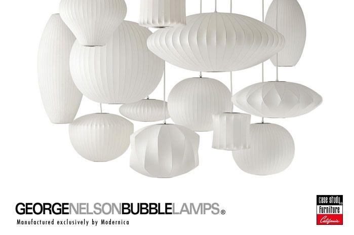 バブルランプ・ジョージネルソン | 照明のライティングファクトリー