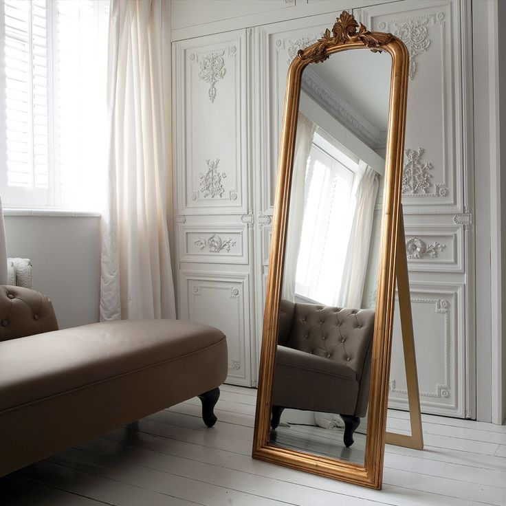 Glorious Gilt French Mirror|Full Length Mirrors|Mirrors & Screens|French Bedroom Company