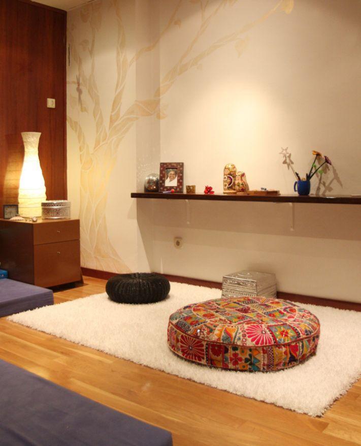 17 mejores ideas sobre salas de yoga en pinterest - Decoracion alternativa ...