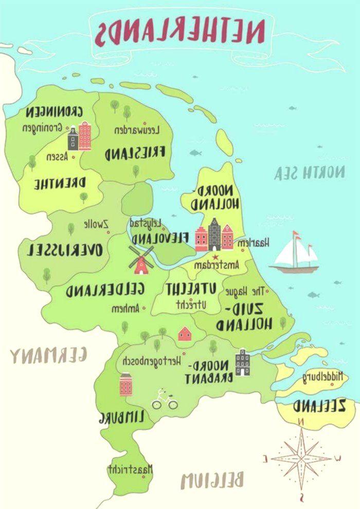Karte Der Niederlande Lesen Sie Ihre Perfekte Niederlandische