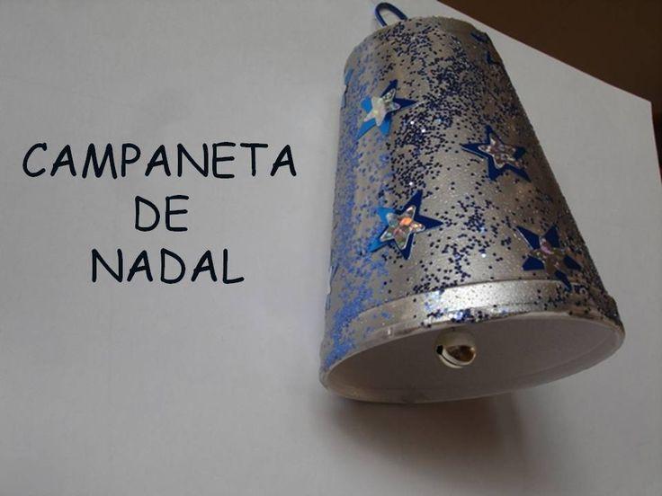 EDUCACIÓ INFANTIL : CAMPANETA DE NADAL