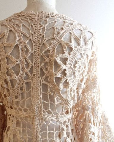 Picture of Jenna Jacket & Coat Crochet Pattern