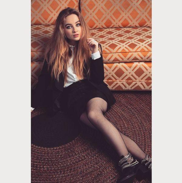 Girl meets world Dziewczyna poznaje świat Sabrina Carpenter