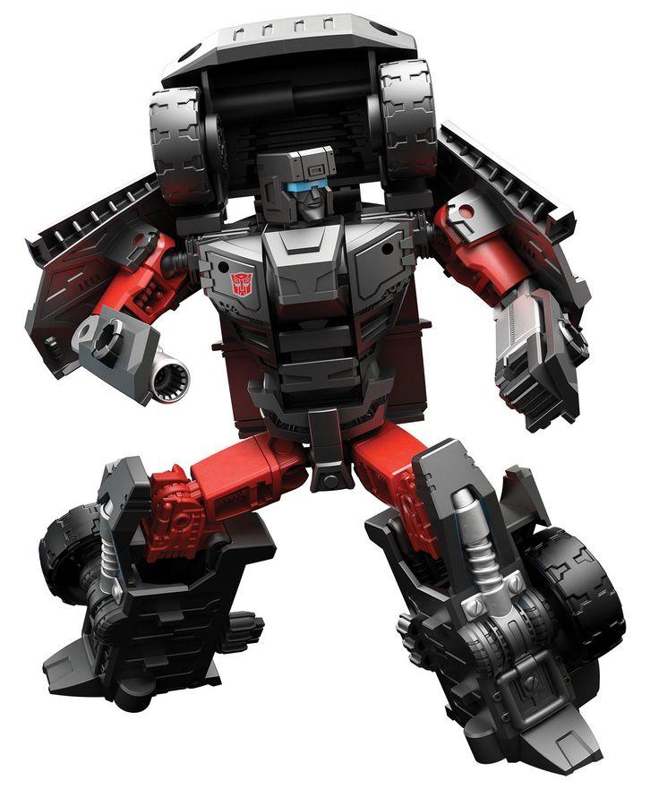 Transformers Combiner Wars Trailcutter (Trailbreaker)