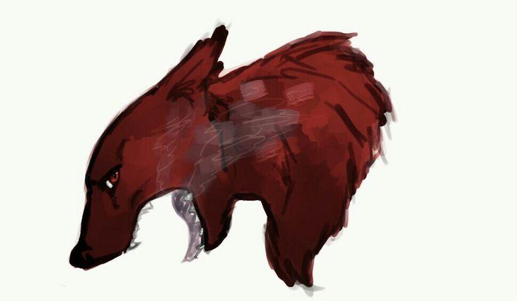 Wild beast  #coulored #wildbeast #painted #mad #roar #art #sketch #drawing