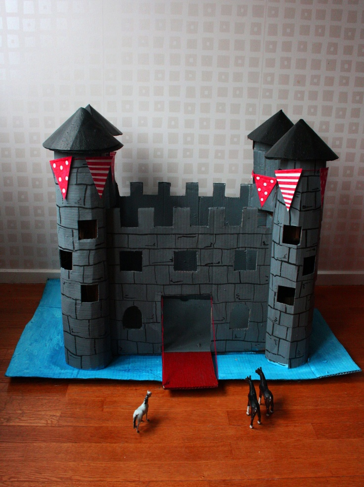 cardbox castle