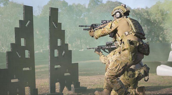 New combat-shooting philosophy sweeps through Australian Army
