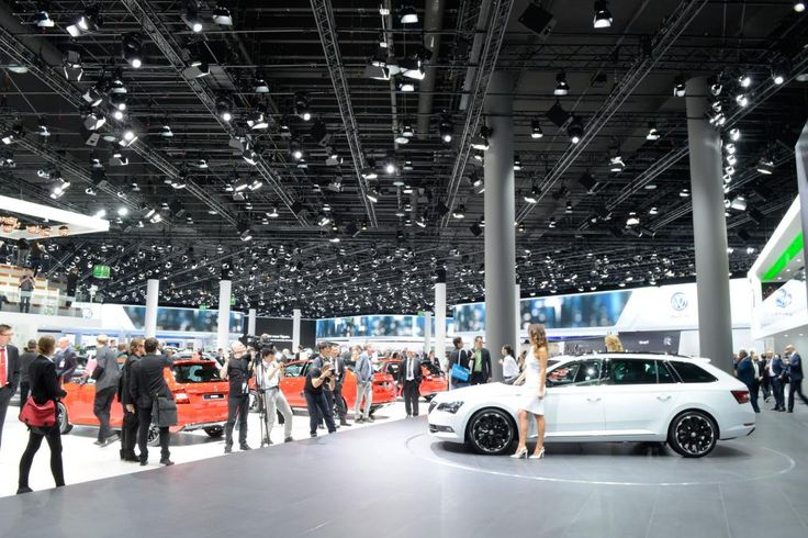 The 2017 Frankfurt Motor Show is set to ignite an explosive period on the international new car stage: https://goo.gl/S9AHcx