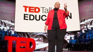 """TED Talks Education Playlist. As a country, how can we better inspire our students -- and support our educators? To explore ideas, TED, WNET, PBS and the Corporation for Public Broadcasting have teamed up for a brand-new one-hour special, funded by CPB's """"American Graduate: Let's Make It Happen."""""""