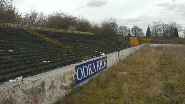 Doncaster Rovers old football ground