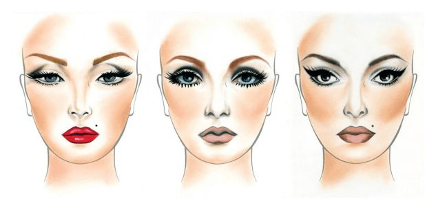 Vintage Makeup Looks With MakeupForever - Fashion Style Mag