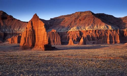 Capital Reef National Park - Torrey - Utah - Staying here on our trip