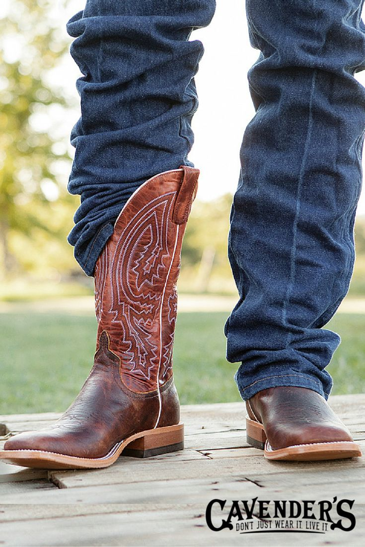 Back to the basics: brown leather boots. But they're anything but basic.  #AndersonBean #uniquehandcraftedboots
