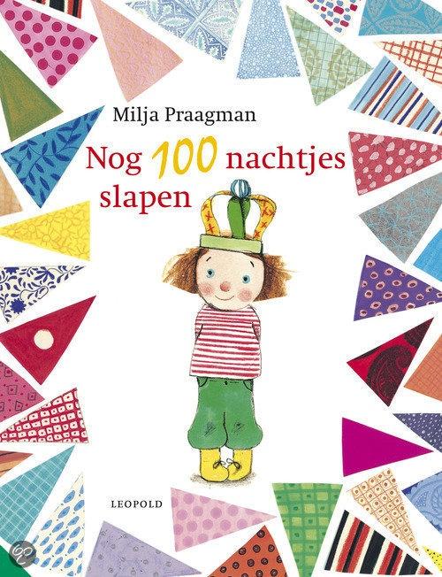 Nog 100 nachtjes slapen van auteur en illustrator Milja Praagman is gekozen tot het Prentenboek van het Jaar 2013. Nederlandse jeugd-bibliothecarissen kozen dit boek uit het aanbod van prentenboeken die in 2011 verschenen.