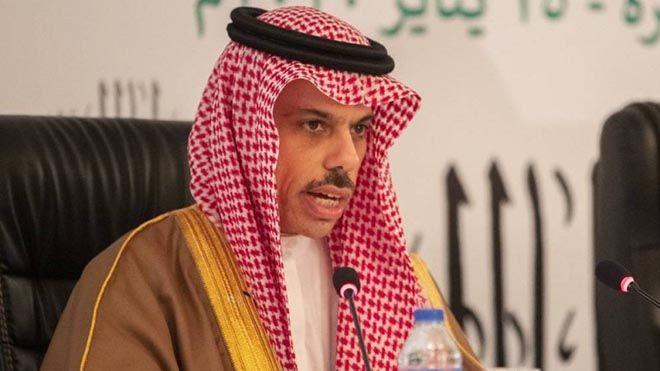 السعودية نرحب بأي جهود توقف إسرائيل عن ضم أراض فلسطينية أكد وزير الخارجية السعودي الأمير فيصل بن السعودية إسرائيل Www Alayyam In 2020 Fashion Crochet Scarf Scarf