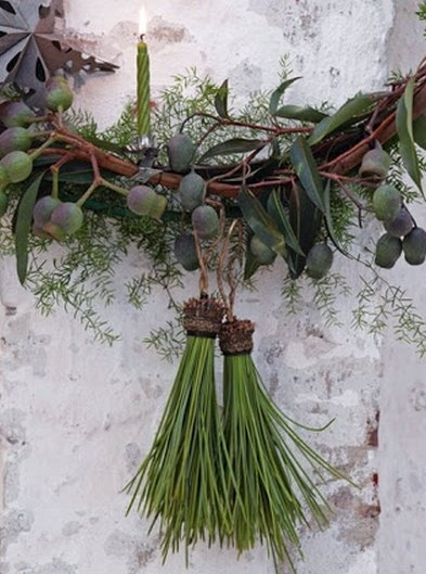 ♕ beautiful, natural wreath from Dietlind Wolf