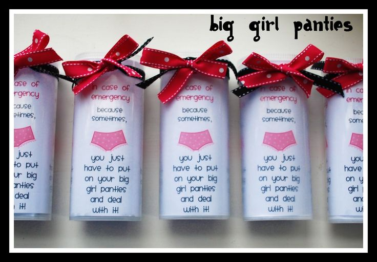 Sweet Blessings- Carissa Tom, these are perfect for your girl!