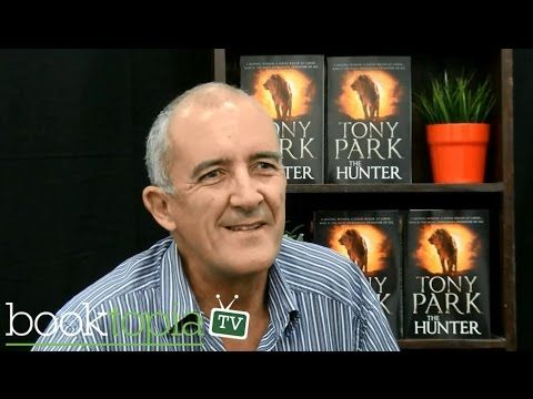 Tony Park on Africa, writing, and his latest book The Hunter - a good interview on Booktopia.
