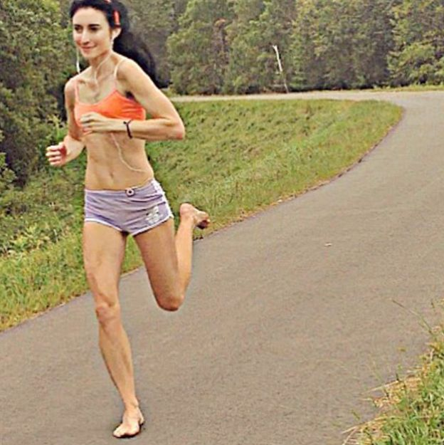 Why Running Barefoot on Pavement is Better than Grass                                                                                                                                                                                 More