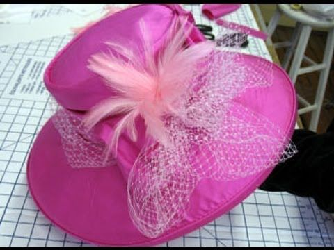 How to make a silk hat, My Crafts and DIY Projects