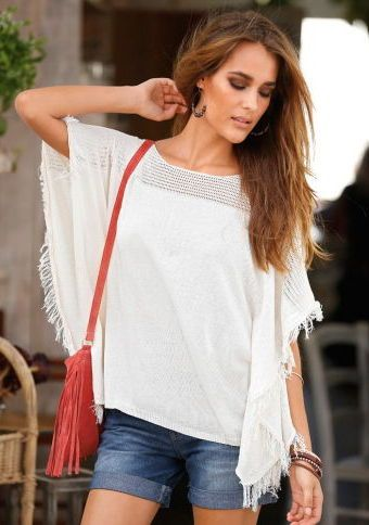 Pončo pulovr s třásněmi #ModinoCZ #ponco #autumn #fall #fashion #moda #comfortable #trend #styl