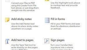 Nitro PDF Reader, éditer, annoter, créer ses PDF sous Windows.
