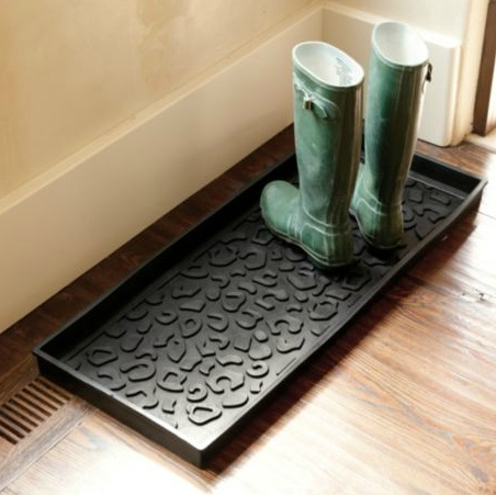 great mat for wet boots