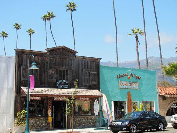 Visit Carpinteria, California near Santa Barbara