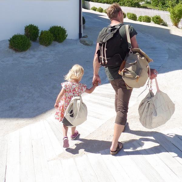 6 tips til bedre strandliv med små barn
