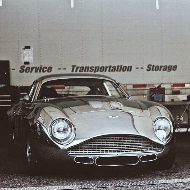 Aston Martin DB Zagato. El coche más bonito del mundo. The most Beautiful car in the World