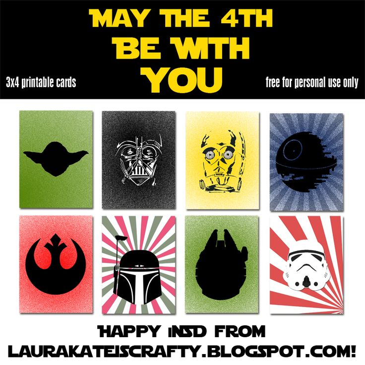 May The 4th Be With You Best: 174 Best Images About Star Wars Party On Pinterest