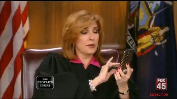 The People's Court Full Episode | Judge Milian | Judge Milian Court TV