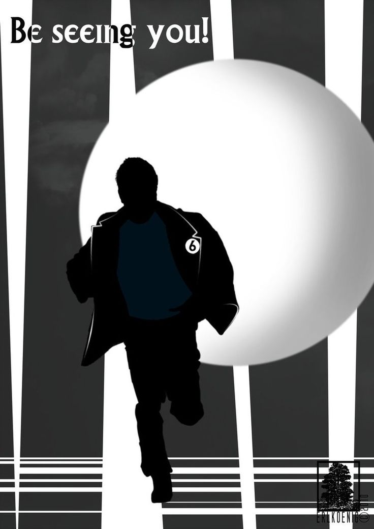 be seeing you - the prisoner 1967, the bubble chasing 6