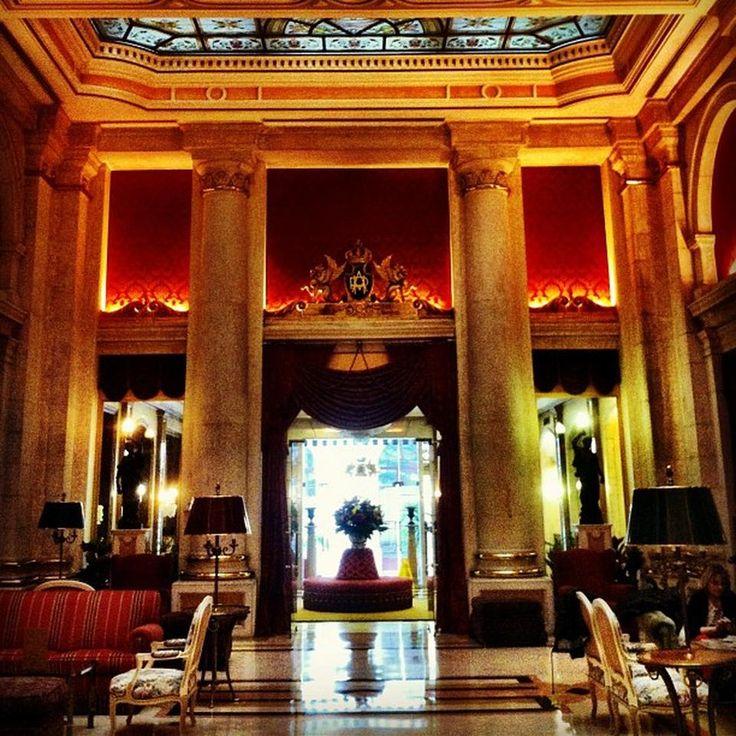 Hotel Avenida Palace - Fantastic 5 star hotel worth every single penny of the stay #Lisbon