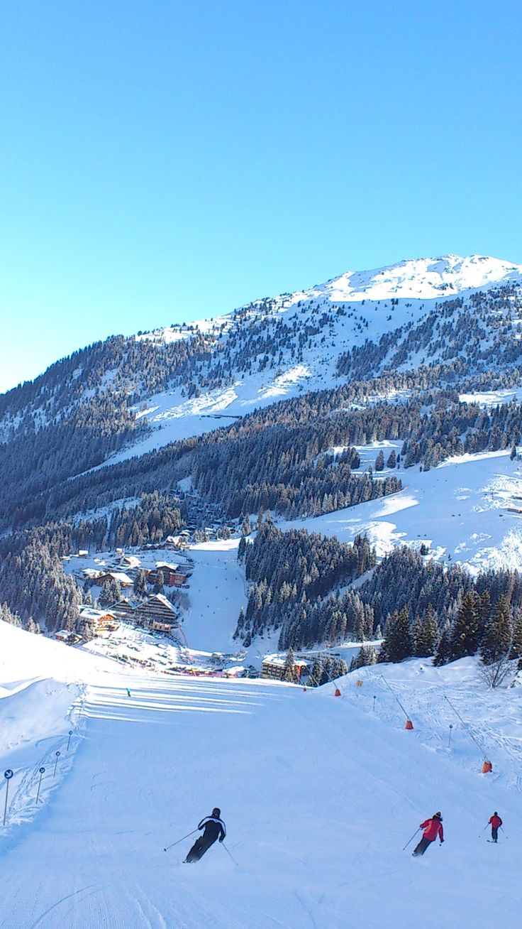 skiing in #Hochfuegen - Zillertal