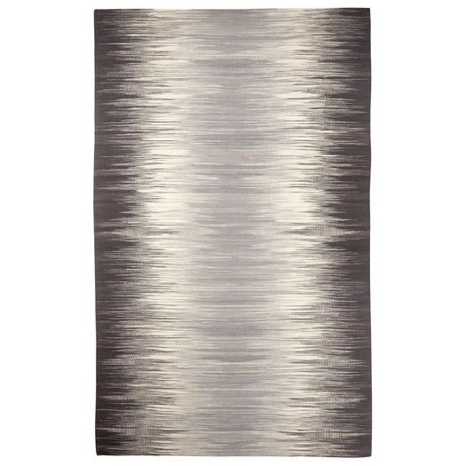 Found it at AllModern - Beam Smoke Ikat Area Rug