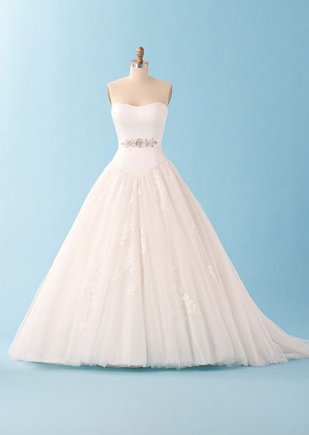 25  best ideas about Disney wedding gowns on Pinterest | Wedding ...