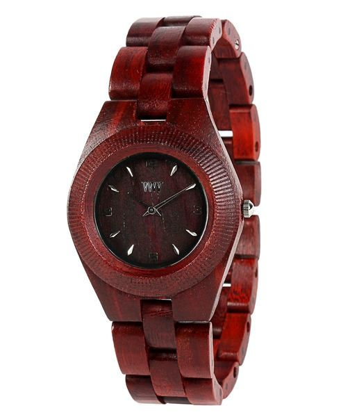 WeWood watch ODYSSEY BROWN