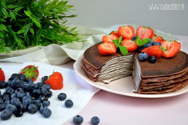Naleśniki czekoladowe 13