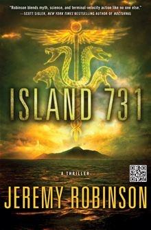 Island 731 By: Jeremy Robinson