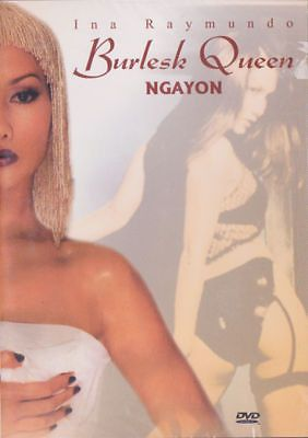 Burlesk Queen Ngayon Asian Filipino Sexy DVD movie