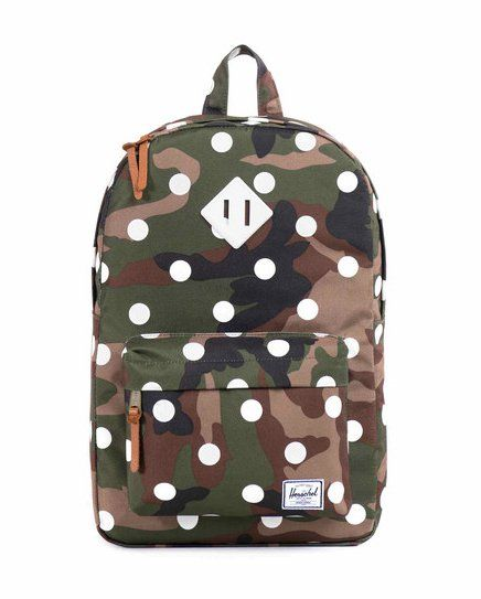 It has a large main compartment with a fully-padded, fleece-lined laptop sleeve, a front zipper pocket with internal organizers.Fully Lined With Our Signature Coated Cotton-Poly Fabric, Eco-Friendly Reinforced Bottom. This camo bag have a unique pattern combination.  http://www.zocko.com/z/JINnL