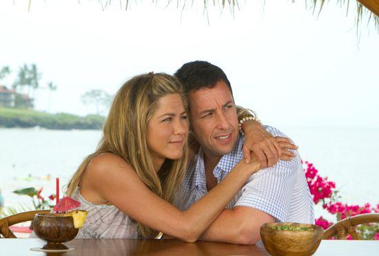 Just Go with It (2011) ~ Starring Adam Sandler, Jennifer Aniston, Nicole Kidman, and Brooklyn Decker. #Hawaii #Movie