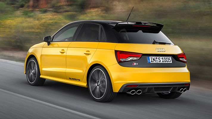The Audi S1 is back!